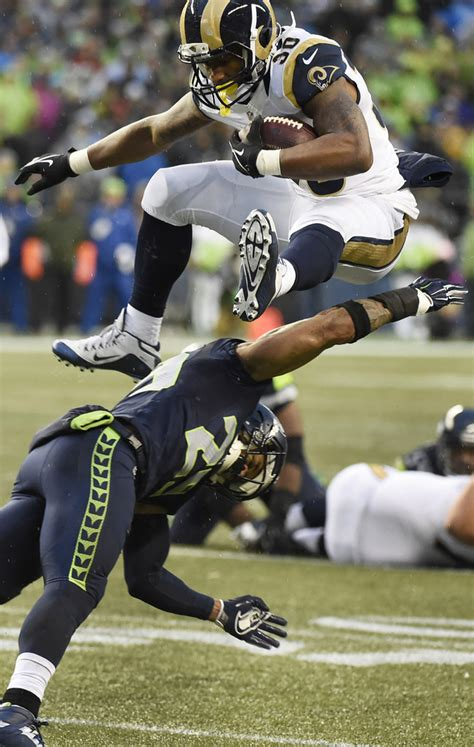 st louis rams  seattle seahawks zimbio