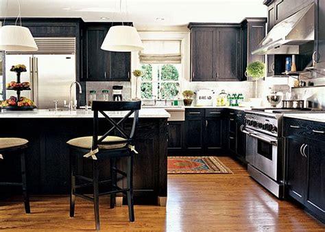 kitchen ideas black cabinets black kitchen design ideas