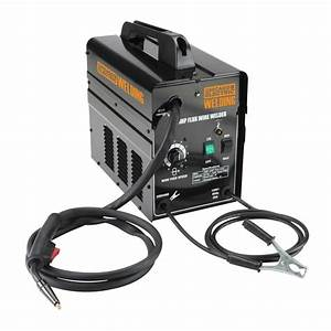 Can I Use Hf Cheapo 90a  120v Flux Core To Do A Spot Weld