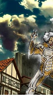 AoT Oc: Burning Titan by UltimateGundamGeek on DeviantArt