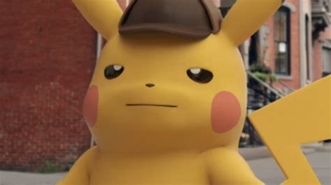 Detective Pikachu Release Date Confirmed For Summer.