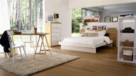chambre style scandinave le tapis de sol pour la chambre à coucher