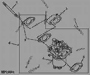 Wiring Diagram Database  John Deere Gator Carburetor Diagram
