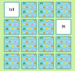 Tablas de multiplicar: 45 juegos interactivos para repasarlas