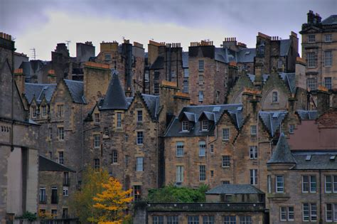 Old Town, Edinburgh, Scotland | Most Beautiful Places in ...
