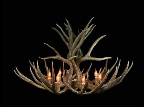 deer antler chandelier with crystals antler chandeliers for sale mccoy magnificant