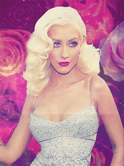 Christina Aguilera Meme - marilyn monroe nebula gif find share on giphy