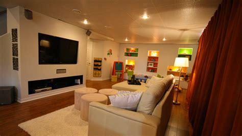 rideau pour cuisine design un sous sol qui comporte 3 zones style arcand casa
