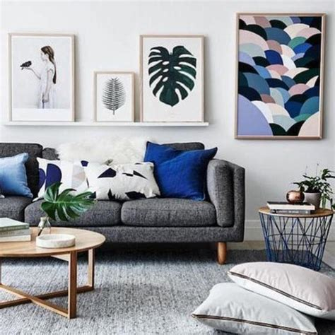 white leather loveseat living room inspiration how to style a grey sofa the