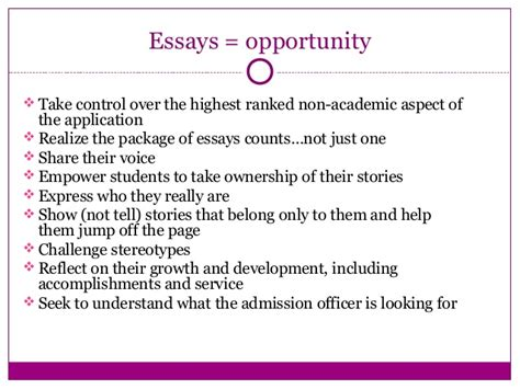writing a good college application essay how to write a good college application essay stonewall
