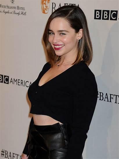 Emilia Clarke Bafta Awards Angeles Los Tea