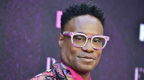 Billy Porter Doesn Understand Why People Spend