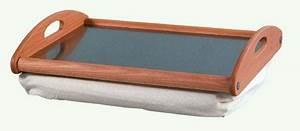 Tablett Fürs Bett : tablett f r bett und tisch buchenholz edelstahl woodsteel sch ne dinge f r haus und garten ~ Watch28wear.com Haus und Dekorationen