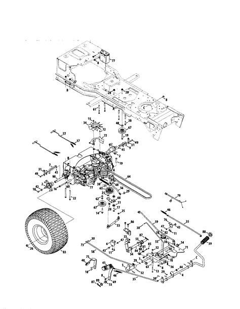 turn mower drawing  getdrawingscom