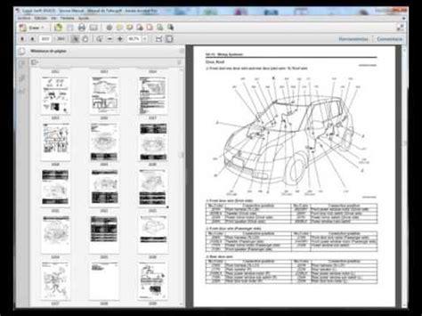suzuki swift rs service manual manual de taller