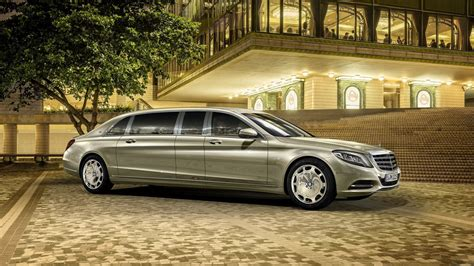 2016 Mercedes-maybach Pullman Review