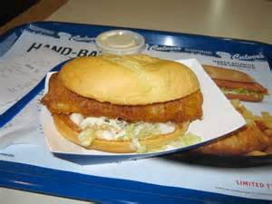 Culver Fish Sandwich