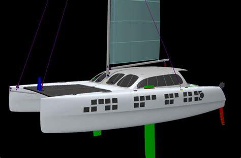 Catamaran Hull Design by Catamaran Boat Hull Designs