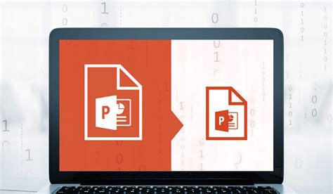 reduce  file size   powerpoint