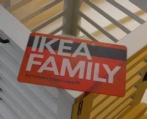 Ikea Versandkosten Family Card : ikea plots major loyalty card revamp decisionmarketing ~ Orissabook.com Haus und Dekorationen