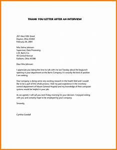 10+ heartfelt thank you letter applicationleter