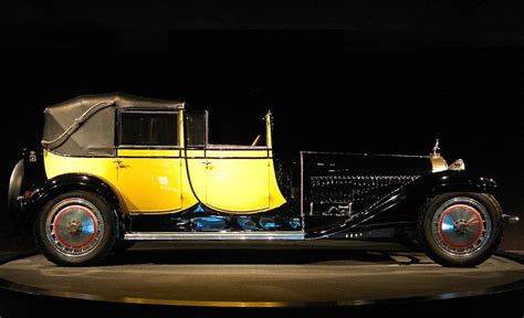 If a genuine type 41 were offered for sale today, there would most likely be a new absolute price record for an automobile. 1931 Bugatti Royale Type 41 Double Berline de Voyage, Blac… | Flickr