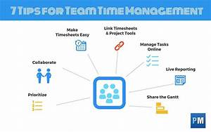 7 Time Management Tips For Busy Project Teams