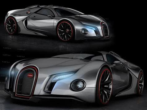 Renaissance Bugatti Concept Car By John Mark Vicente 5