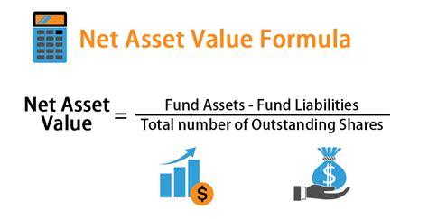 net asset  formula calculator examples  excel