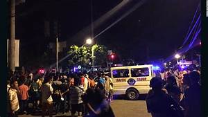 Philippines President: Explosion that killed 14 was act of ...