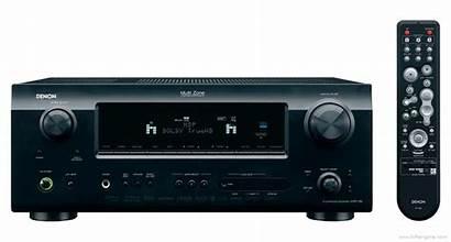 Denon Avr Receiver Audio Manual Hifi Surround