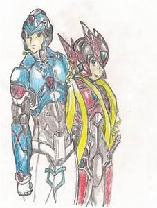 Megaman Mythos by TheGloriesBigJ on DeviantArt