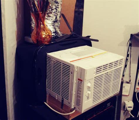window air conditioner   window