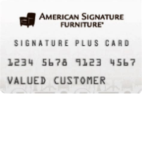 Minimum monthly payments are required during the promotional (special terms) period. American Signature Furniture Credit Card Login | Make a Payment