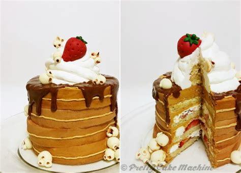 geeky bakes steven universe  breakfast cake