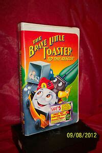 the brave toaster to the rescue trailer the brave toaster to the rescue vhs 1999 ebay