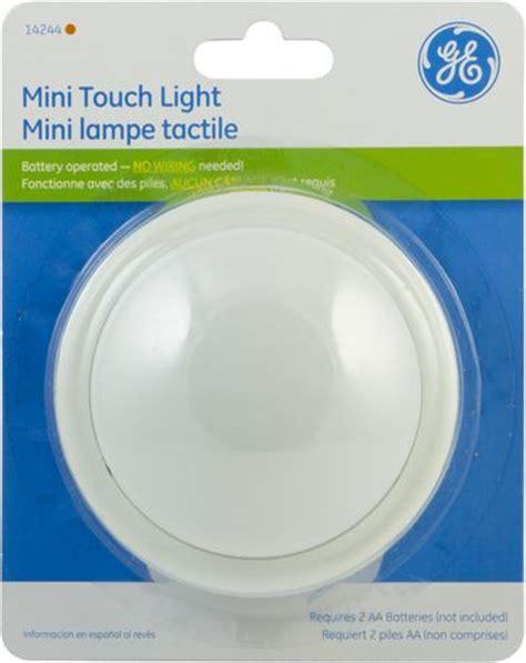 ge mini tap light battery operated 1 pk walmart ca
