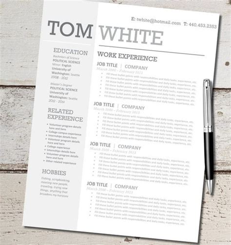 editable resume format in word resume template editable microsoft word realtor professional