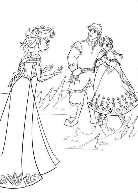 Kleurplaat Alle Disney Frozen by Frozen 17 Kleurplaat