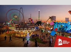 Dubai Shopping Festival 2017 Highlights & Dates