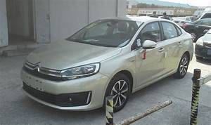 Citroen C4 Berline : images of citroen c4 berline 2 5 ~ Gottalentnigeria.com Avis de Voitures
