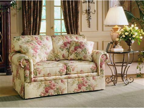 sherrill living room two cushion loveseat 3066 2 cherry