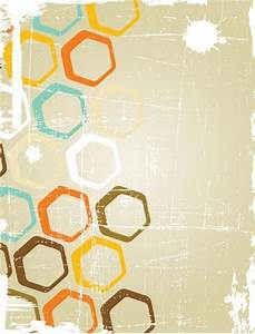 Free Retro Abstract Poster Background Vector 02 - TitanUI