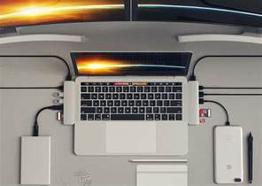 2017 MacBook Pro Ports
