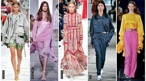 5 hottest fashion trends for Spring/Summer 2018 - Friday Magazine