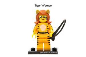 Tiger LEGO Minifigures Series 14 Women