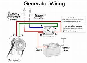 Vw Bug Alternator Conversion Wiring Diagram 41511 Verdetellus It