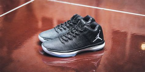 Air Jordan 31 Low Black White Coming Soon •