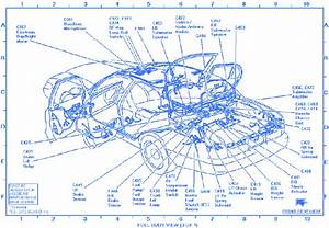 Lincoln Continental Luggage 1994 Electrical Circuit Wiring Diagram  U00bb Carfusebox
