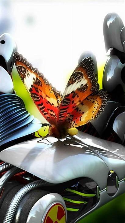4k Phones Wallpics Ultra Imgpile Butterfly